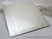 Pozivnica za vjenčanje White Pearl Charm