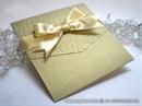 Pozivnica za vjenčanje Classic Gold Plus