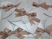 Pozivnica za vjenčanje Pink Retro Diva