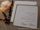 Pozivnica za vjenčanje - Vintage Birds