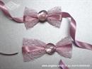 Kitica i rever za vjenčanje Pink Stone