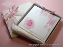 Knjiga za prstenje Pink Rose