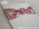 Pozivnica za vjenčanje Pink Elegance
