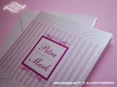Pozivnica za vjenčanje Stylish Candy