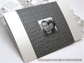 Pozivnica za vjenčanje Vintage True Love