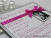 Pozivnica za vjenčanje - Ciklama Fairy Tale