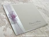 Zahvalnica za vjenčanje Silver Rose