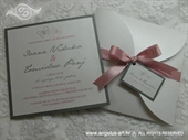 Wedding invitation - Butterfly Beauty