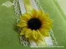 Invitations sunflower