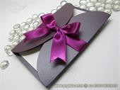 Pozivnica za vjenčanje - Dark Purple Divas