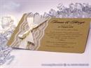 Pozivnica za vjenčanje - Vintage Lace Harmony