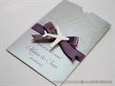 Zahvalnica za vjenčanje Avio zahvalnica Silver