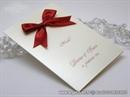 Zahvalnica za vjenčanje Red Beauty