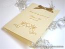 Zahvalnica za vjenčanje Zlatni anđelčići