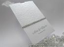 Zahvalnica za vjenčanje - Crystal Charm