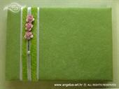 Knjiga gostiju za vjenčanje Roze ružice