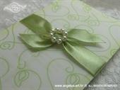 Pozivnica za vjenčanje Green Love
