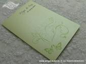 Zahvalnica za vjenčanje Zeleni leptiri
