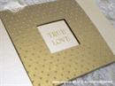 Pozivnica za vjenčanje Golden True Love