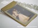 Zahvalnica za vjenčanje Gold Classic